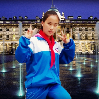 我叫杨兴琼但我的梦想是当歌手和影视明星演员
